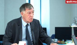Проф. Калинов за поведението на ГЕРБ пред ФАКТИ: Шутове, гьонсурат...