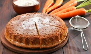 Рецепта на деня: Сочен сладкиш с моркови и портокали