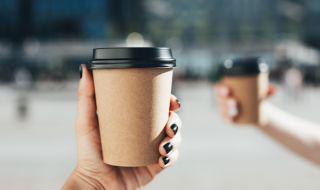 Топлите напитки в хартиена чаша са вредни за здравето