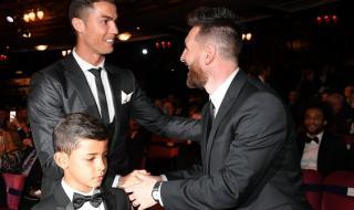 Меси: С Роналдо не сме близки приятели, но защо да не вечеряме заедно?