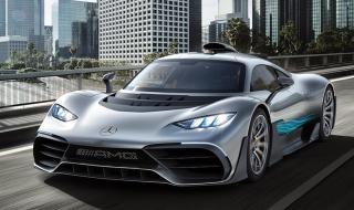 Ясна е цената на най-скъпия нов Mercedes в историята