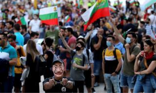 Датски журналист: В България протестите са много по-мирни, отколкото в Дания
