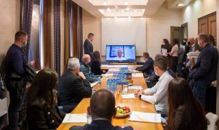 Васил Божков с първа стъпка за създаването на партията си