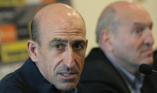 Йордан Лечков: Борислав Михайлов пак ще се кандидатира за президент на БФС - 1