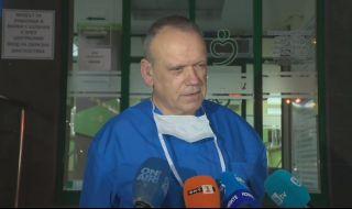 Хирургът, оперирал Борисов, обясни какво е състоянието му