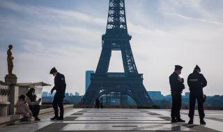 Вторият локдаун във Франция дава резултати