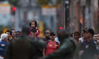 Паника и смърт в Бразилия