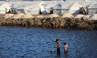 Германия приема 1500 мигранти от гръцките острови