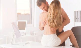 Проблем или сладко вълнение е сексуалното напрежение в офиса? - 1