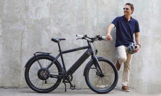 Механизъм, улесняващ съхранението на велосипеди (ВИДЕО)