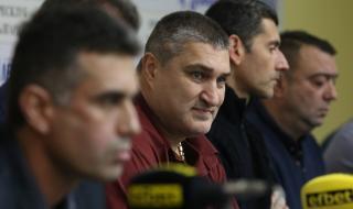Любо Ганев: ЦСКА може да остане без залата си