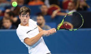 Адриан Андреев спечели втора титла в професионалния тенис