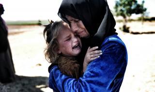 Асад и Русия убиват деца в Сирия