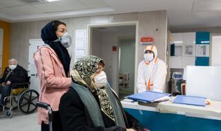 Един човек умира от Covid-19 на всеки седем минути в Иран