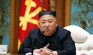Ким Чен Ун с двойник?