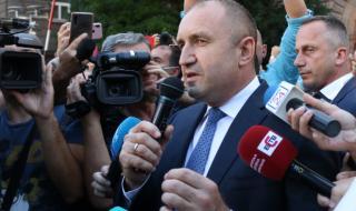 Румен Радев е най-доброто нещо в българската политика след 10 ноември
