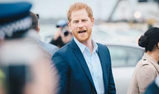 Аплодираха принц Хари на звезден концерт (ВИДЕО)