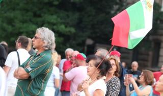Подкрепа за протеста от българи в Канада