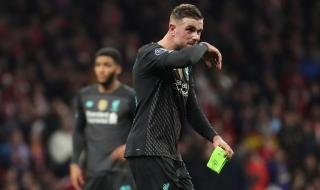 Ливърпул загуби капитана си за 3 седмици