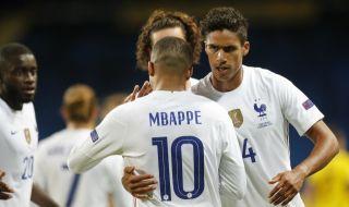Във Франция се надяват Мбапе да играе на Олимпийските игри