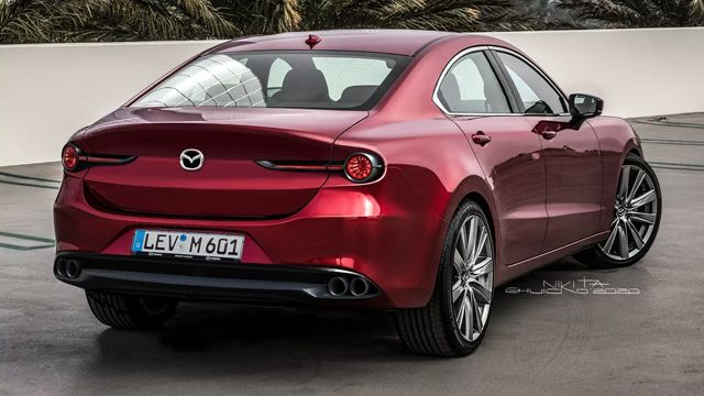 Mazda показа редовия си шестак и още два нови мотора
