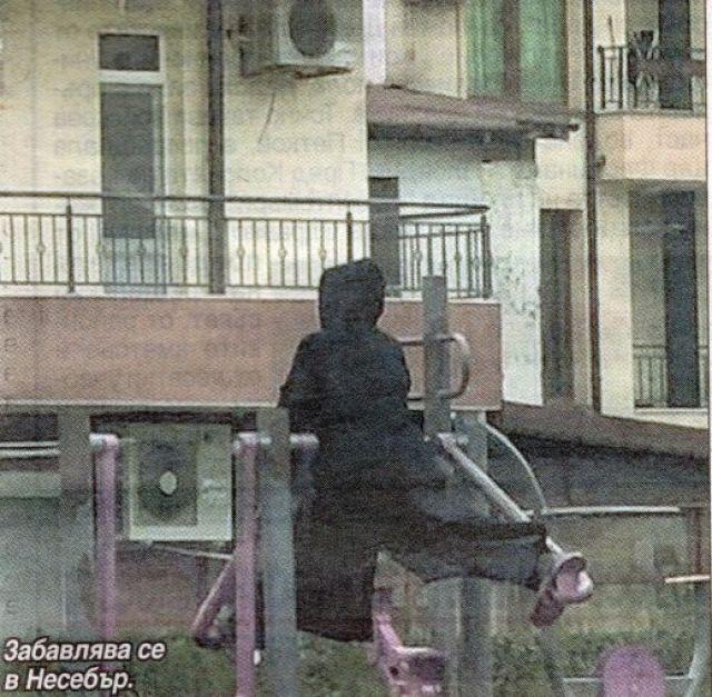 Зловещата монахиня още броди из България (СНИМКИ)