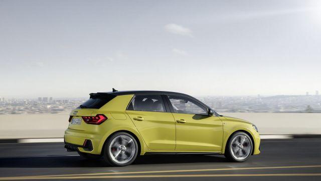 Audi прекратява производството на А1