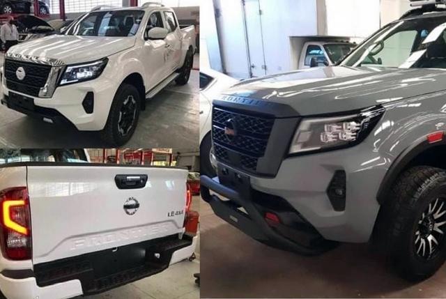 Ето я новата Navara на Nissan