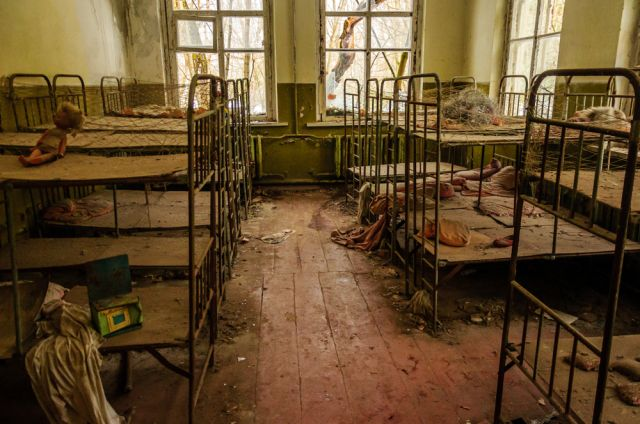 Ужасните тайни, които пази призрачният град Припят (СНИМКИ)
