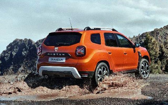 Dacia пуска тайно оръжие за борба с драскотините