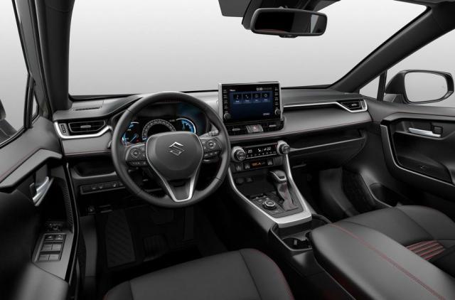 Специална Toyota RAV4 за Източна Европа под марката Suzuki