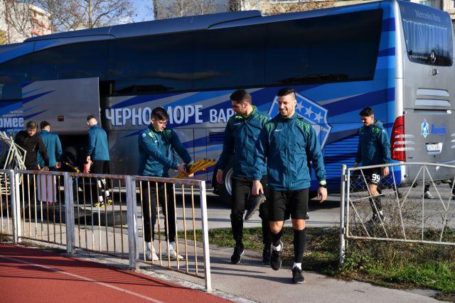 Черно море започна зимна подготовка (ВИДЕО)