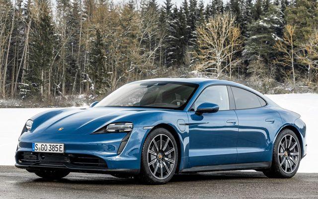 5-те най-добри електрически коли