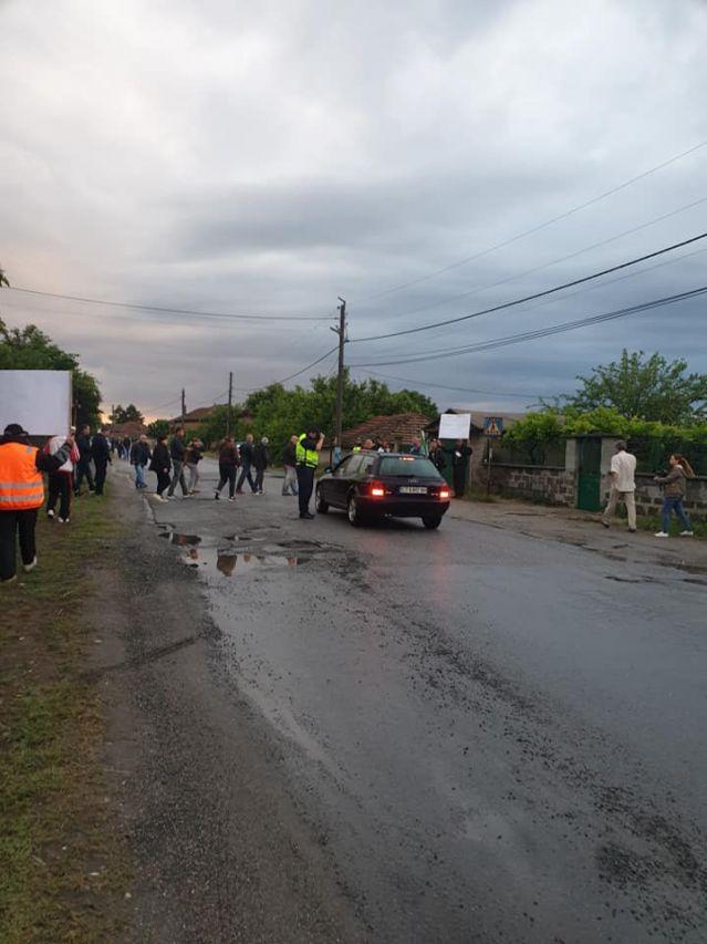 """Жителите на Обручище започнаха протестите – отправиха гневно послание и до """"Бате Бойко"""""""
