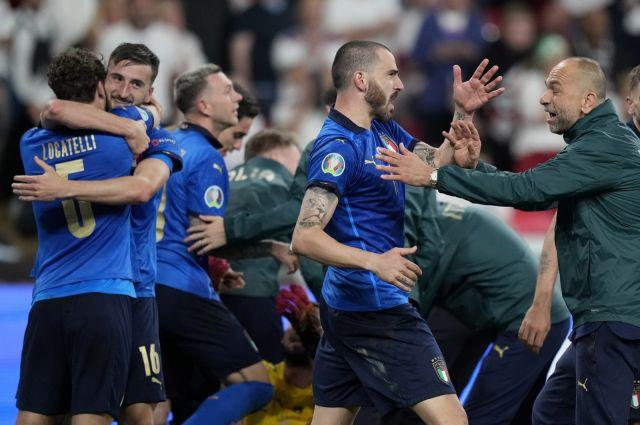 UEFA EURO 2020: Италия е новият шампион на Европа след драма с дузпи