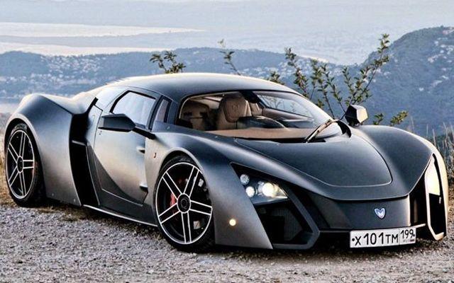 Най-готините източноевропейски спортни коли (спойлер - тук е
