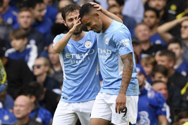 Сити нанесе първа загуба на Челси за сезона (ВИДЕО)