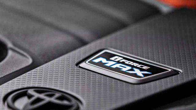 Toyota подсказва за нова офроуд технология