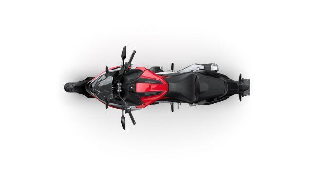 За новата Honda NC750X