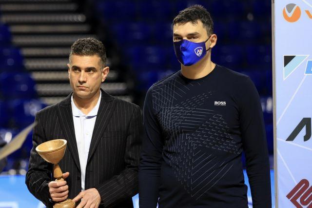 Официално откриха новата спортна зала на волейболния Левски -