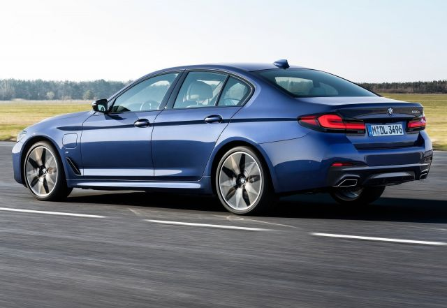 Проблем с ускорението на новото BMW 5er ще бъде поправен със софтуерен ъпдейт