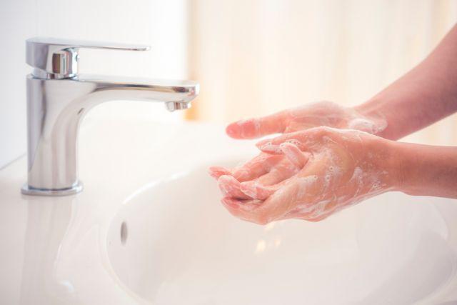 7 части от тялото, които може би не миете правилно