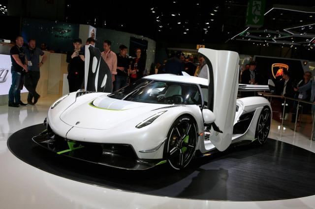 За хиперколата си Koenigsegg предлага опция за 0 000
