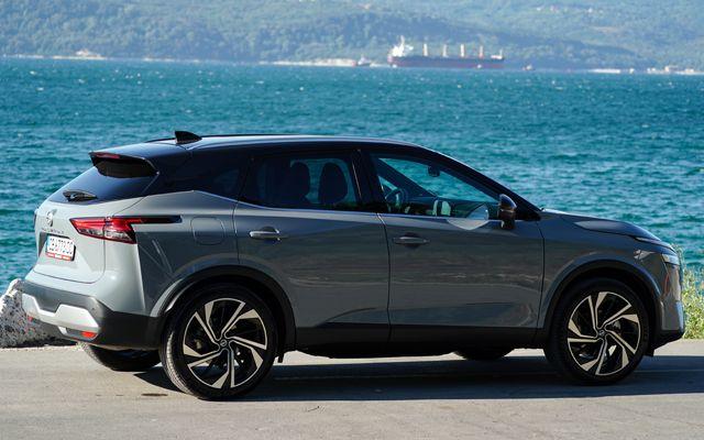 Тествахме новия Nissan Qashqai