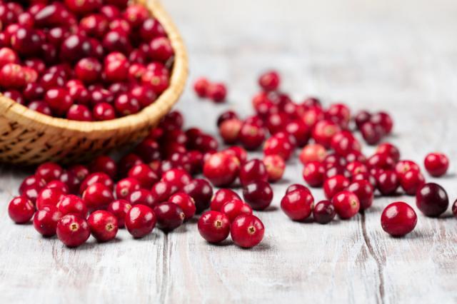 6 ползи от червените боровинки