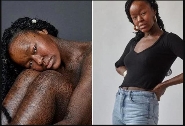 Това е жената със змийска кожа, която... (СНИМКИ)