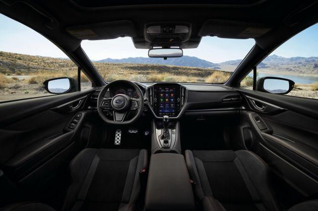 Subaru WRX дебютира с много под очакваната мощност и адаптивно окачване