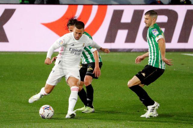 Бетис взе точка от Реал Мадрид (ВИДЕО)