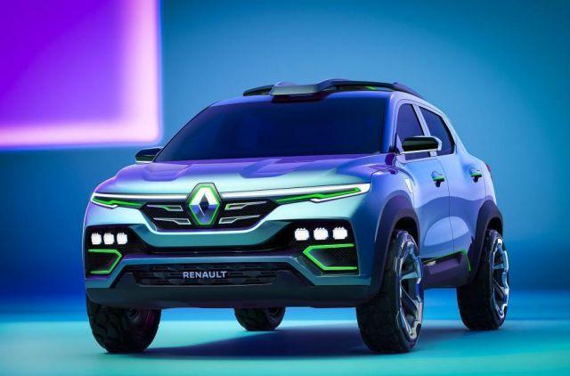 Евтиният кросоувър на Renault ще струва 12 000 лв.