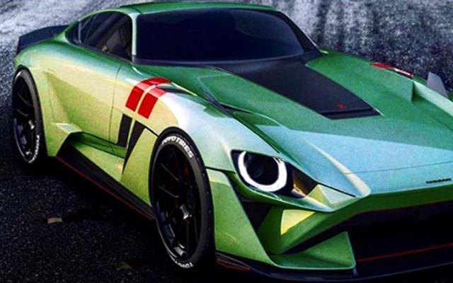 400Z: Нов спортен автомобил от Nissan за  000